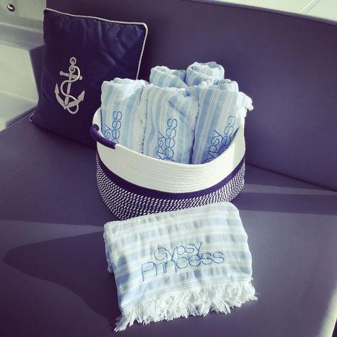 Gypsy Princess Swimming Towels