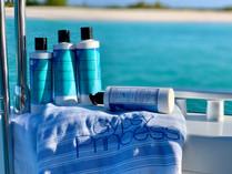 marine safe toiletries