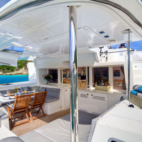 Gypsy Princess, Luxury Crewed Catamaran