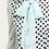 Thumbnail: Sofi floral Polka Dots Combo and a Skinny Scarf