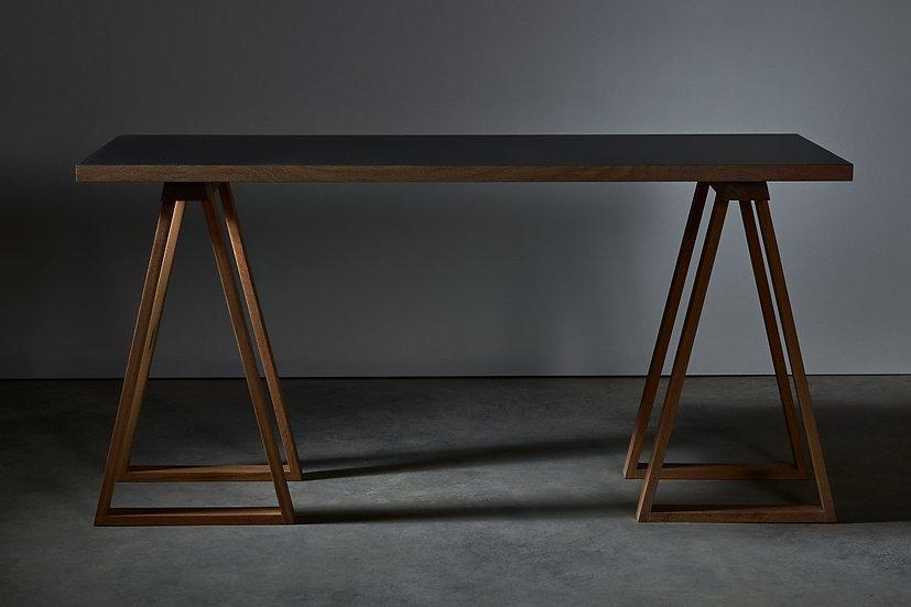 Bokkie Desk Oak