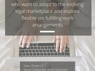 Lawyers, join us for our next event!