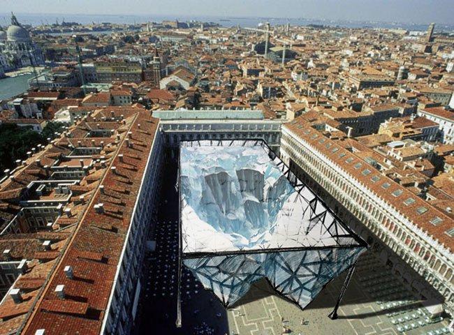 Iceberge.Venice 2009