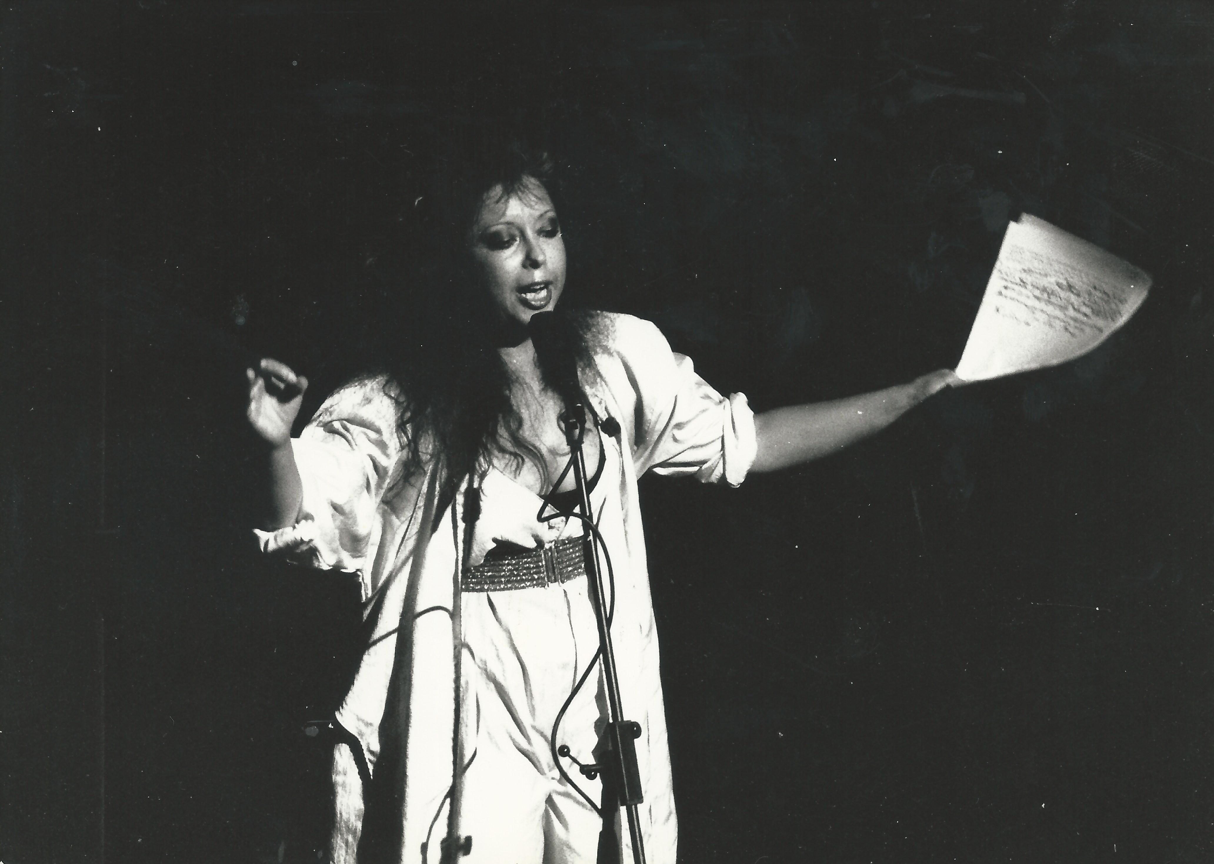Orlan PHOTO  G.BEAUZEE. Tarascon1989