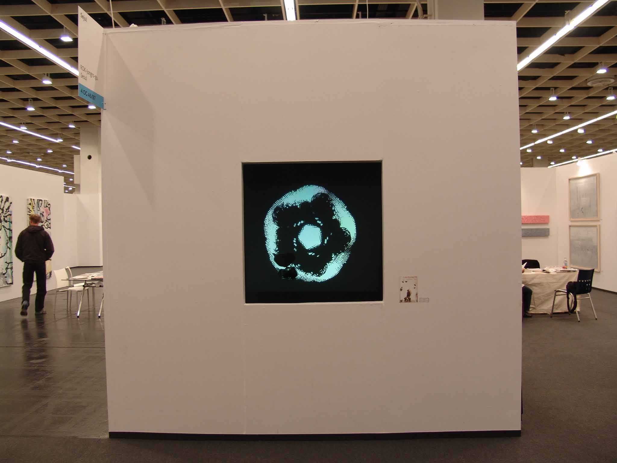Traveler 2006 art Cologne
