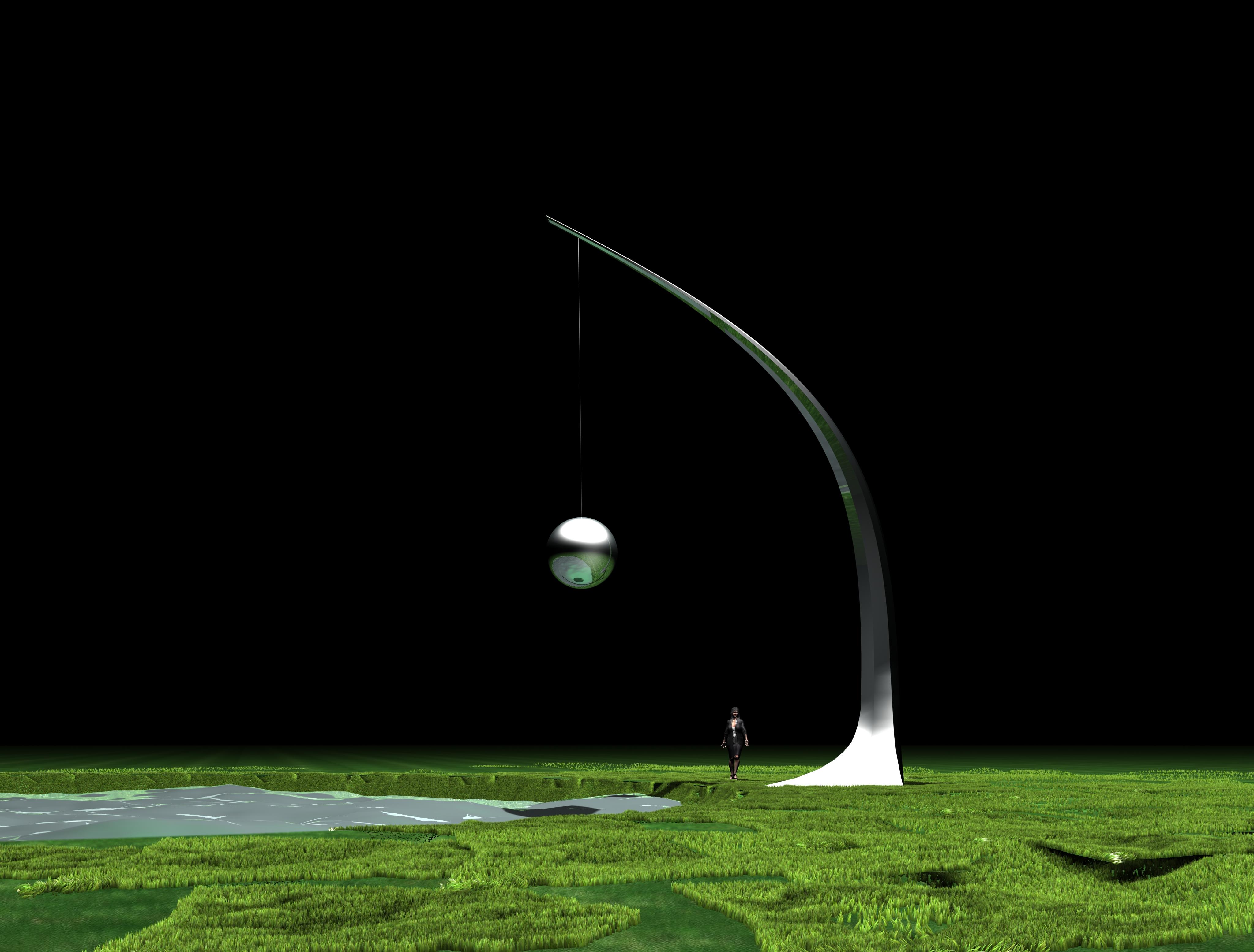 나르시스의 달 - 사람을 낚는 시간들 잔디4