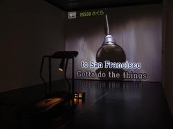 백남준의 대한 경의 karaoke.2008