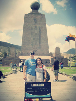 Cynthia & Richard, Ecuador