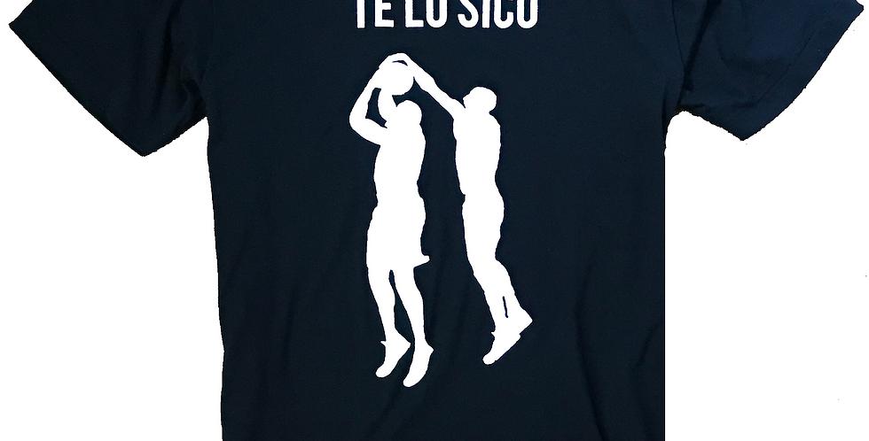 """Unisex """"Te Lo Sico"""" tee"""