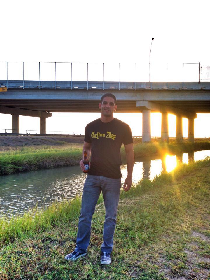 Bob, Rio Grand River, TX