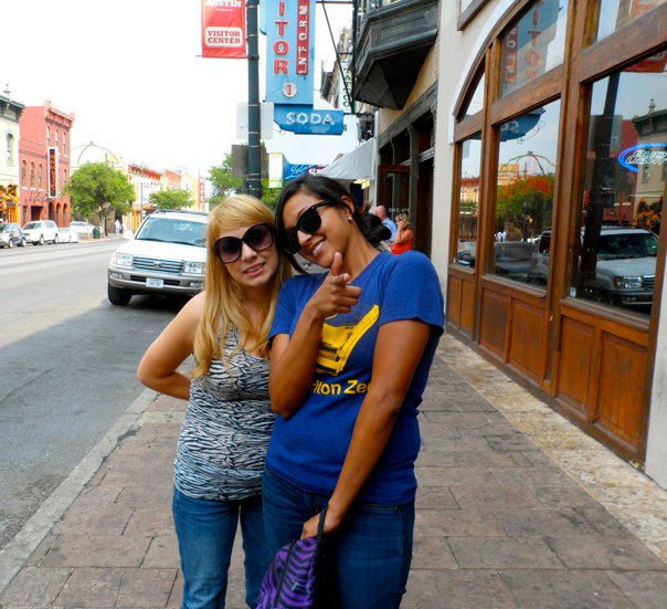 Sandra & Carla, Brownsville, TX