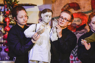 Puppetry design & making