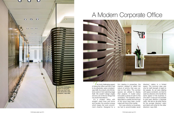 Corporate Office Interiors..