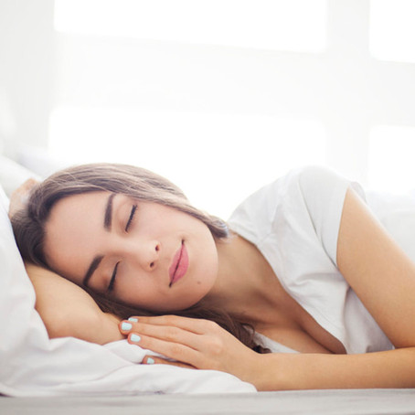 Top 5 Top Tips for a better night's sleep