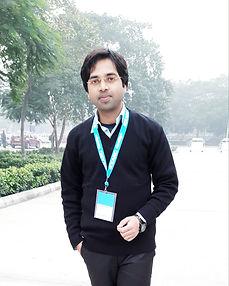 Sunil Kumar Founder and CEO Corona Resea