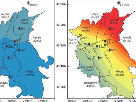 Assessing air quality changes in large cities during COVID-19 lockdowns