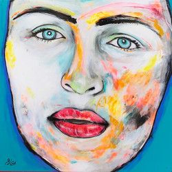 Else Self portrait