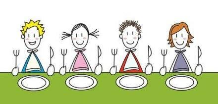 Faux: les enfants ne doivent pas sauter de repas