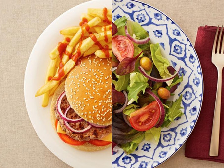 Le top 10 des régimes alimentaires