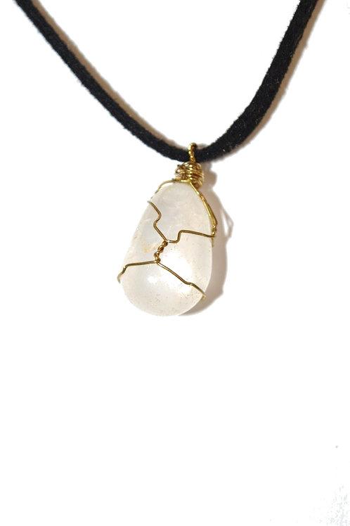 Milk Quartz Necklace