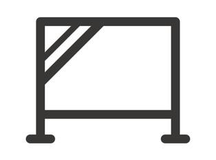 アクリル遮蔽板