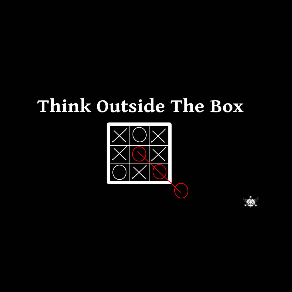 Think Outside Your Own Box