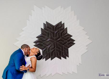 SNEAK PEEK : TOBI + RACHAEL, AKURE WEDDING.