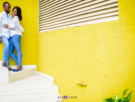 ANN + TAYO, PRE-WEDDING SESSION, BWC VICTORIA ISLAND.