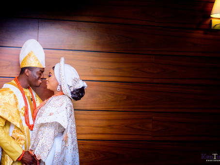 ADETOLA + DEMOLA,WEDDING,IKEJA LAGOS.