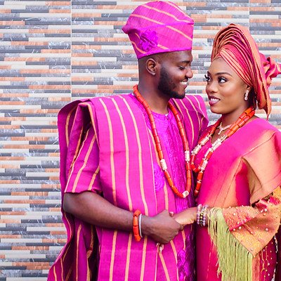 GBEMI AND SILAS TRADITIONAL WEDDING