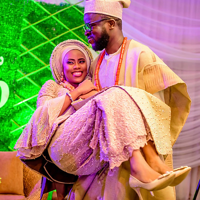 TOMI AND JIDE TRADITIONAL WEDDING