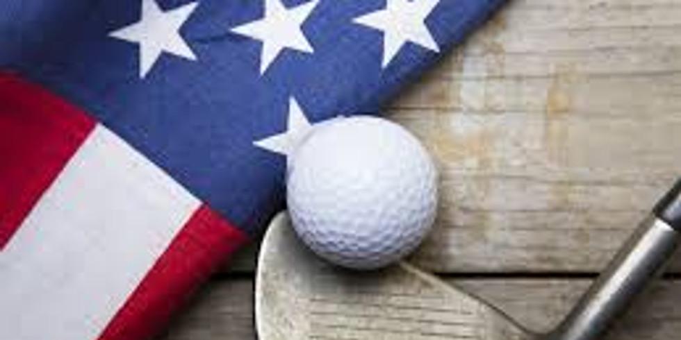 Veteran's Day 3-Person Cross Country Golf Scramble
