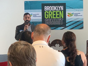 Using VR to recruit at the Brooklyn Green Summit via XR