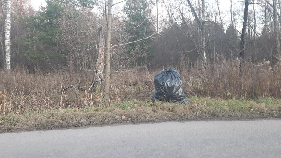 Убрали мусор