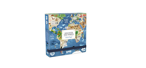 Londji | Discover the World - Puzzle