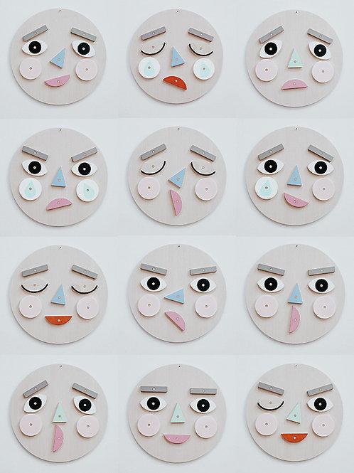 Moon Picnic | Make a Face