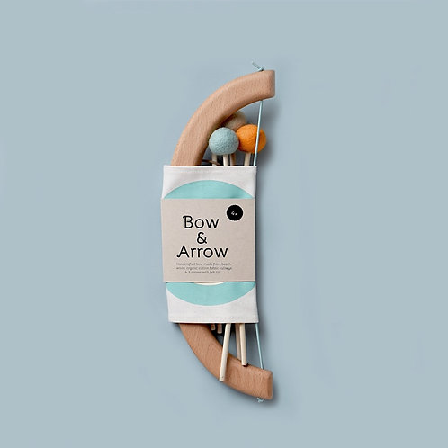 Tangerine Toys | Bow and Arrow Set - Green