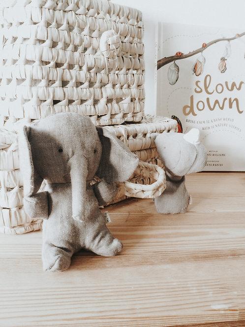 Maileg | Noah's Friends, Elephant - Mini