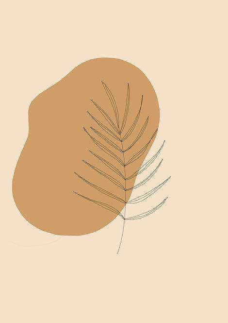 Pippy & Co.   Puddle Leaf Illustration