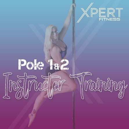 Xpert Pole 1&2 social post January 2020