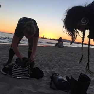 RROT goes to the beach 2018 Killa B phot