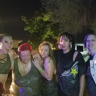 RROT Mud Wrestling at C Team 2018