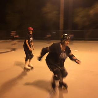 Fun at Practice 2018