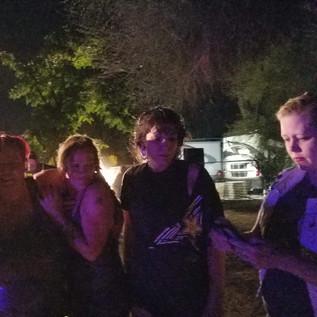 Mud Wrestling at C Team 2018