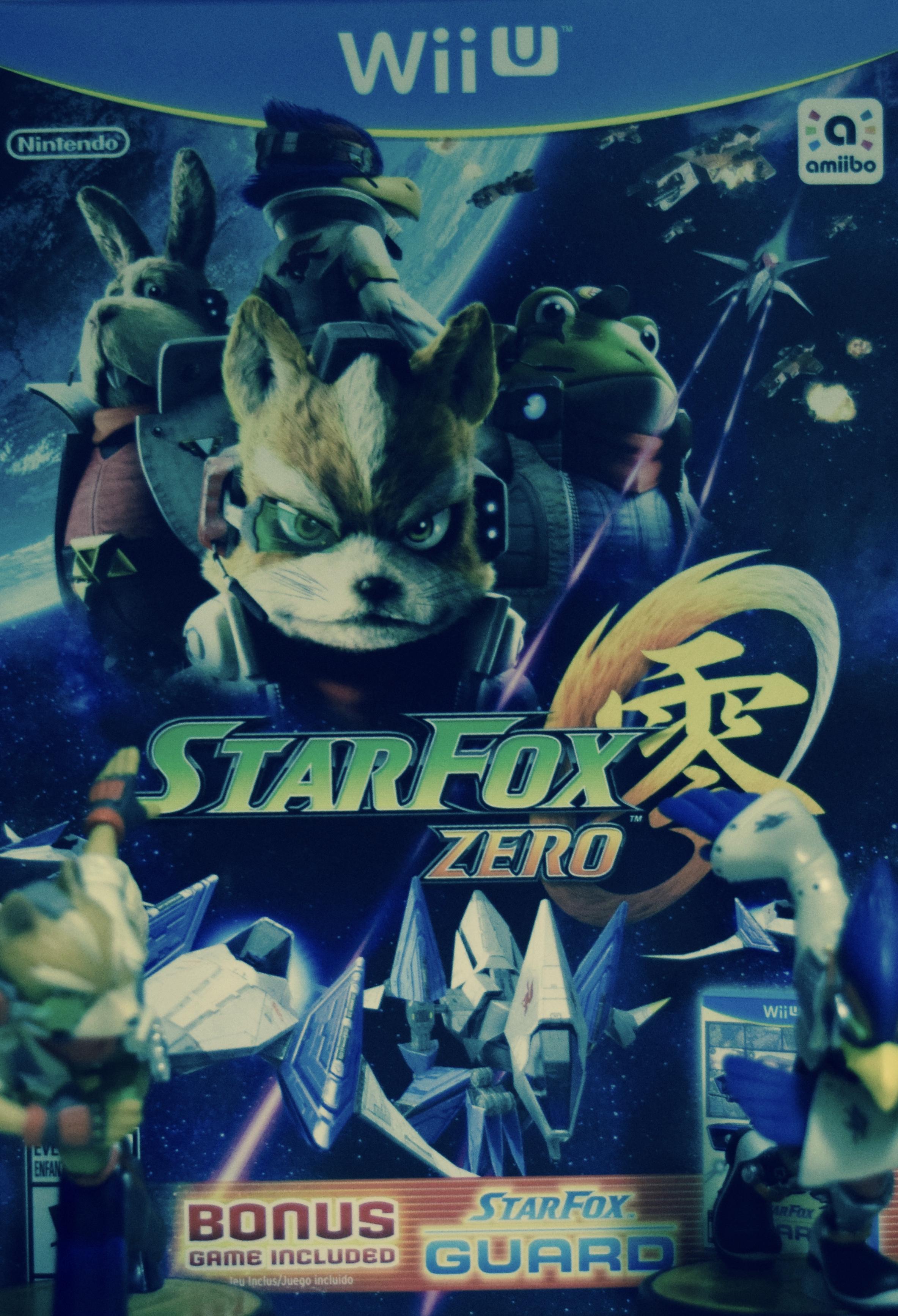 Review: Star Fox Zero