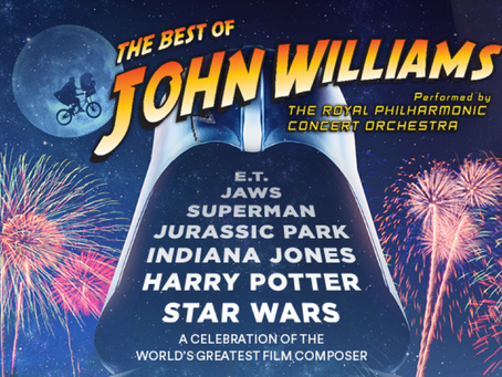 #taskmastermixup - The Mix Up Theatre John Williams Concert....