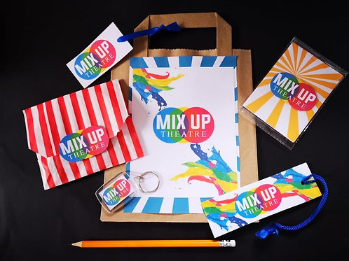 Mix Up Theatre GIFT BAG