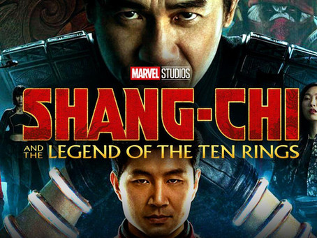 Film REVIEW: Shang-Chi and the Legend of the Ten Rings - ★★★★★