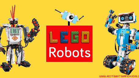 LEGO Robot Challenge! #taskmastermixup