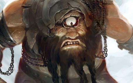 SUMMER CAMP - Greek Myths & Legends - The Cyclops